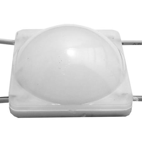 57516 - Buton plastic, negru - 14x17mm