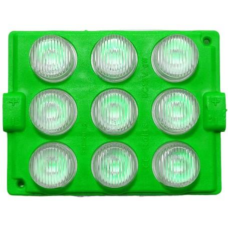58040 - Bagheta cu arie LED, rezistenta la umiditate - lumina alb/rece