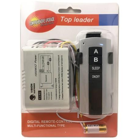 64511 - Controler RGB, (Smart Bluetooth), pentru benzi cu LED-uri RGB